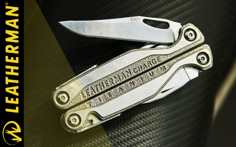 Leatherman Charge TTI Multi-Tool Review