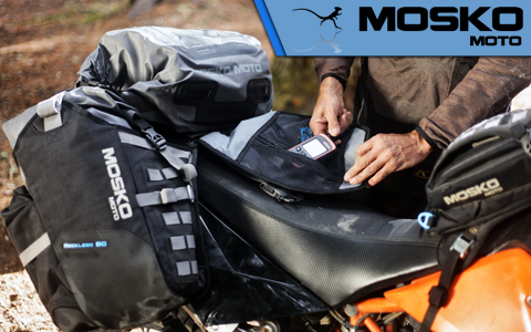 Mosko Moto Reckless 80L Luggage System Review