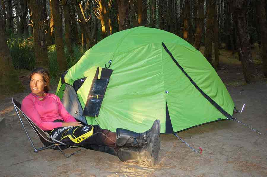 gallery4 & Review: Nemo Losi 2P Tent | Gear | Reviews| AdventureMotorcycle.com