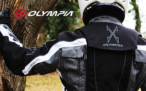 Olympia X Moto 2 Adventure Suit