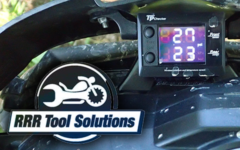 Tire Pressure Monitoring System From RRR Tool Solutions
