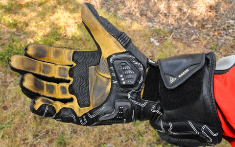 Racer's Mickey and High Speed Gloves