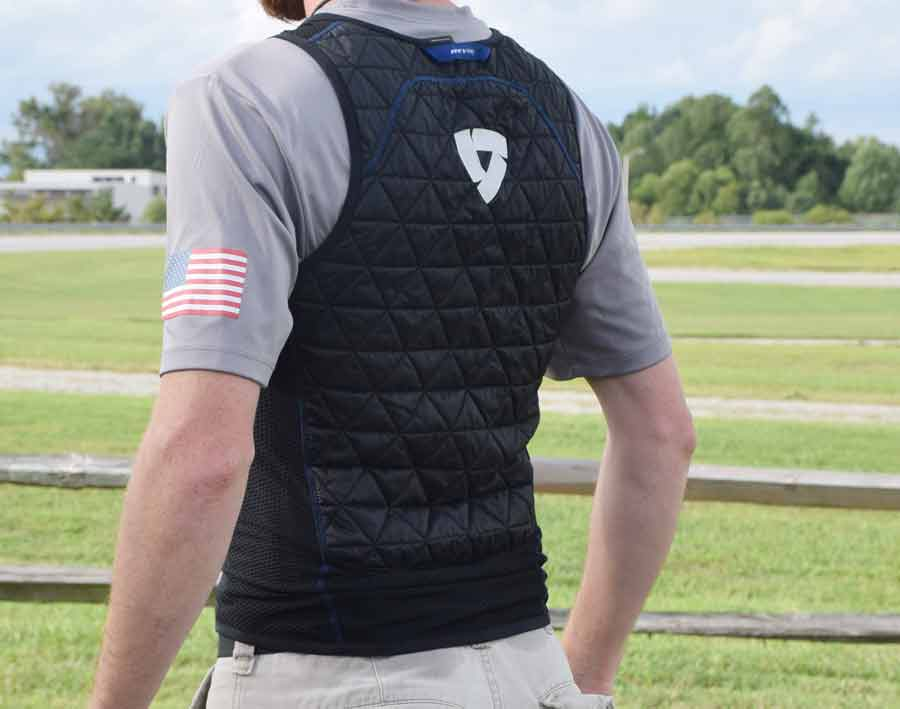 Motorcycle cooling vests who is blackrock investments