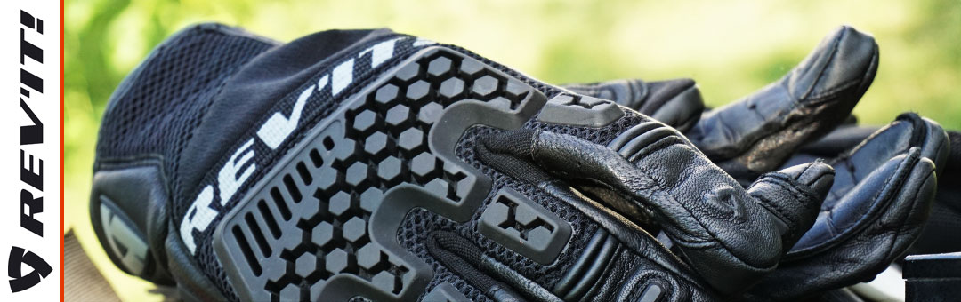REV'IT! Sand 3 Gloves - The Ultimate Summer Mitts