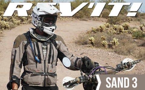 REV'IT! Sand 3 Adventure Suit Review