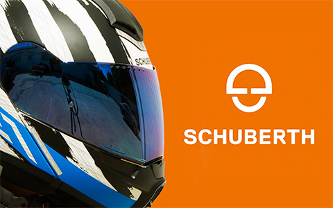 E1 Helmet by Schuberth