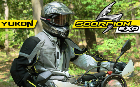 Scorpion EXO Yukon Jacket and Pants