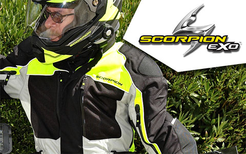 Scorpion Yosemite XDR Suit