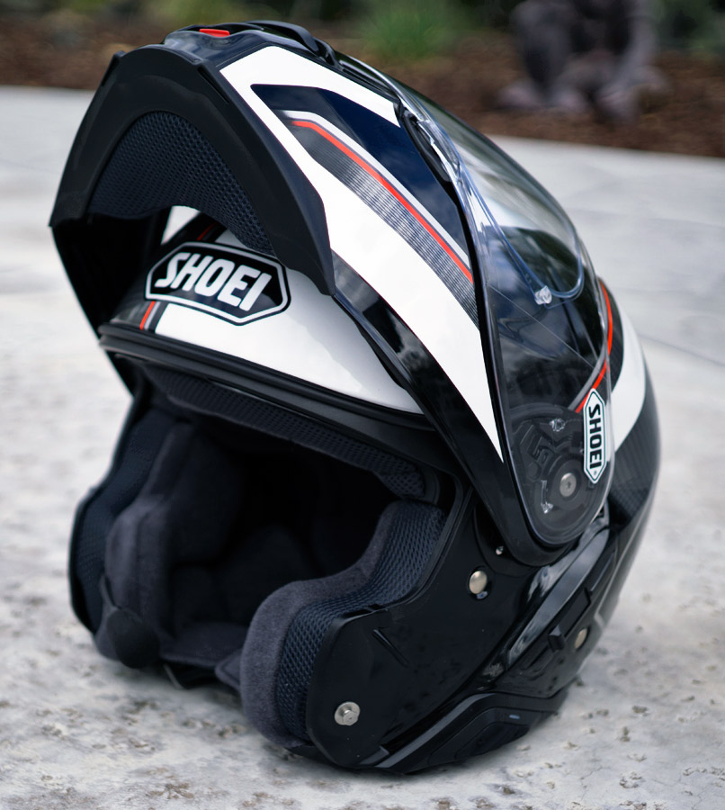 Shoei NEOTEC-II with SENA SRL Comms System Review