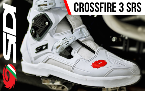 Sidi CrossFire 3 SRS MX Boots Review