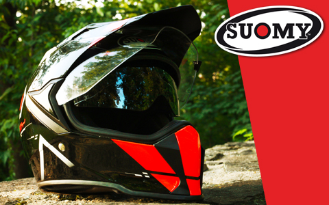 Suomy MX Tourer Helmet Review