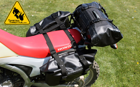 First Look: DrySpec Luggage Systems
