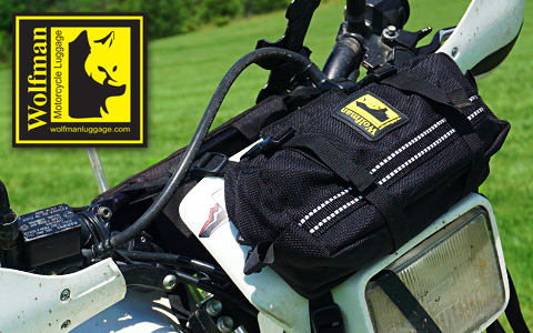 Wolfman Enduro Carry-All Ballistic Bag