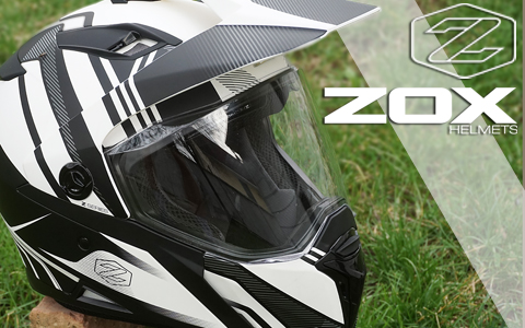 Zox Z-DS10 Dual-Sport Helmet Review