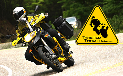 Twisted Throttle: A Look Behind the Scenes