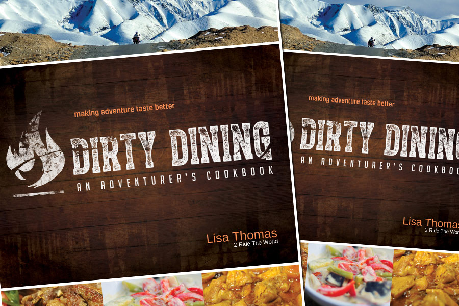 Dirty dining cookbook 1
