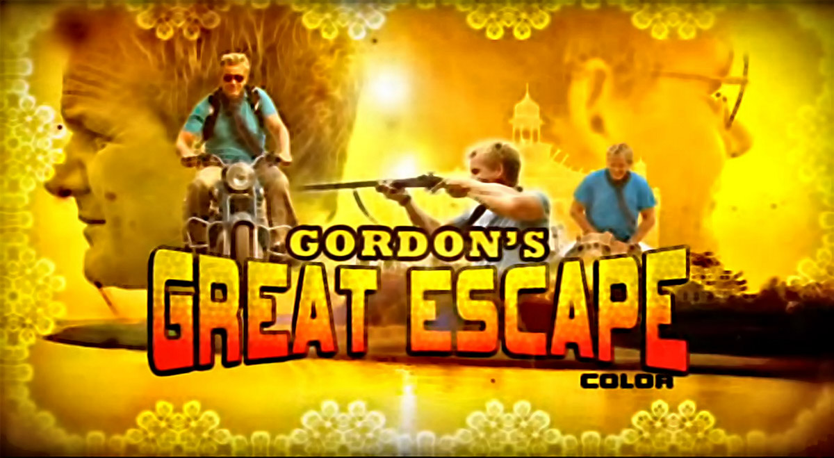 Gordon's Great Escape Review