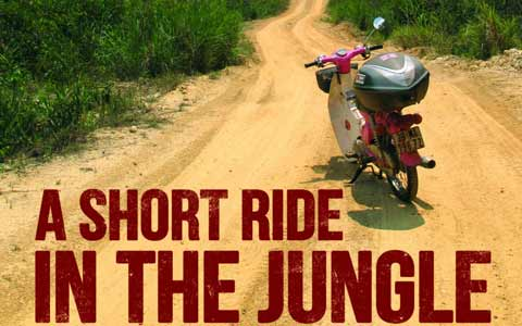 A Short Ride in the Jungle on a C90
