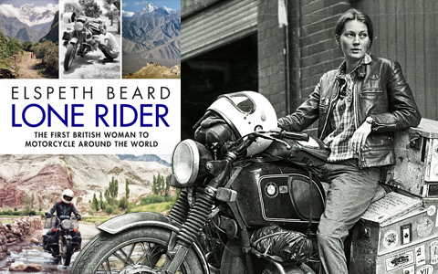 Book Review: Lone Rider