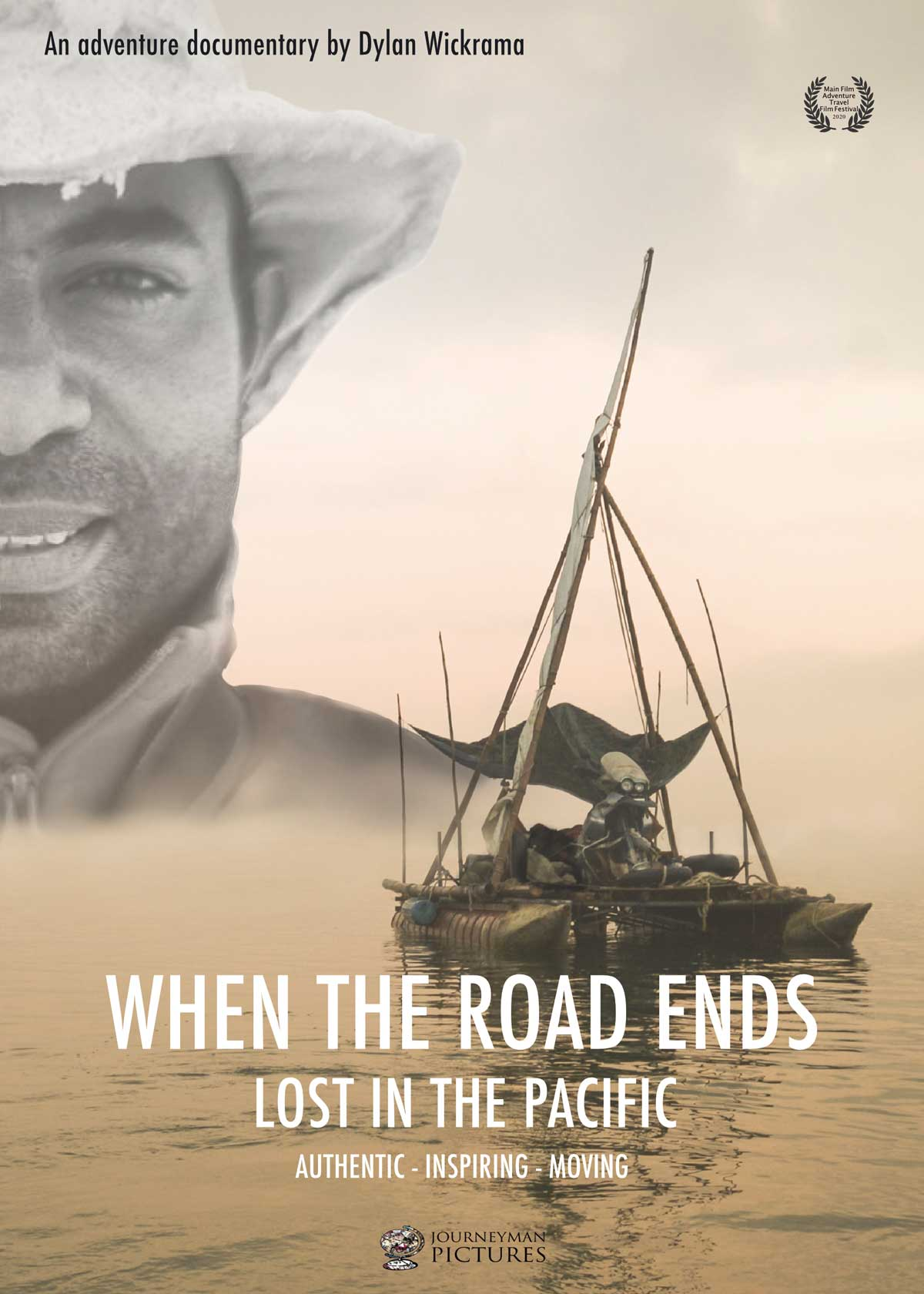 When the cover of Road Ends 2 magazine