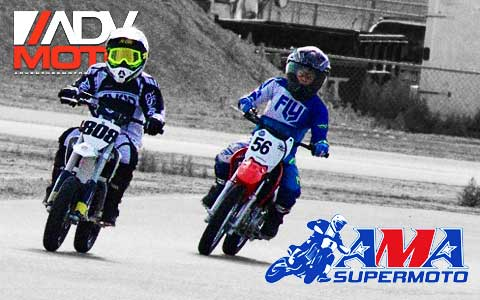 ADVMoto Becomes Title Sponsor for AMA ADVSupermoto Youth Series