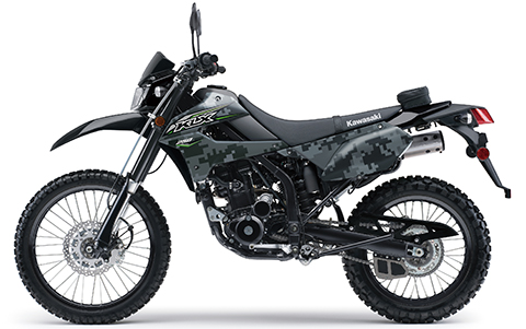 2018 Kawasaki KLX250 Unveiled at AIMExpo