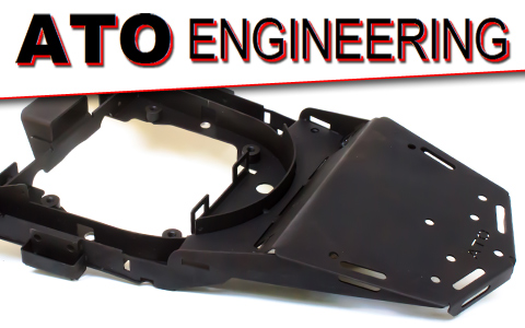 ATO Engineering Announces Luggage Rack for Honda Africa Twin