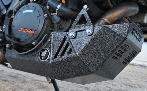 Black Dog Cycle Works Ultimate Skid Plate 3.0 for KTM 1090/1190/1290