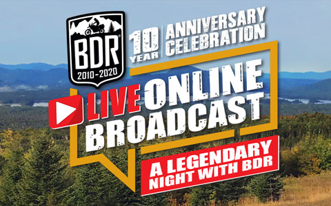 BDR Celebrates 10 Years with Live Broadcast