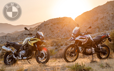 BMW Announces 2018 F 750 GS and F 850 GS