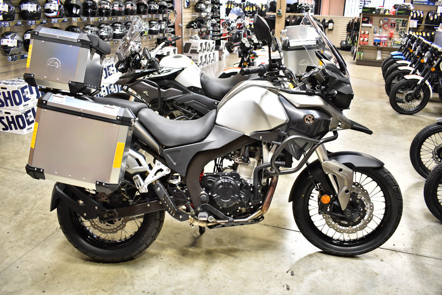450cc Single RX4, and 400cc Parallel Twin RX3S Announced by CSC for