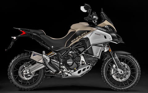 Ducati Introduces Multistrada 1200 Enduro Pro