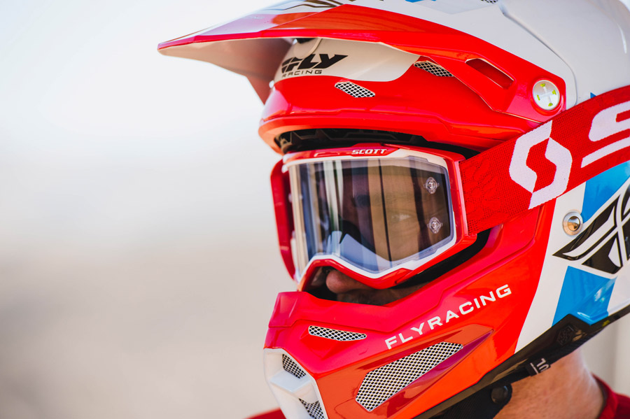 bcf15758 FLY Racing Unveils Formula Motocross Helmet - Adventure Motorcycle ...