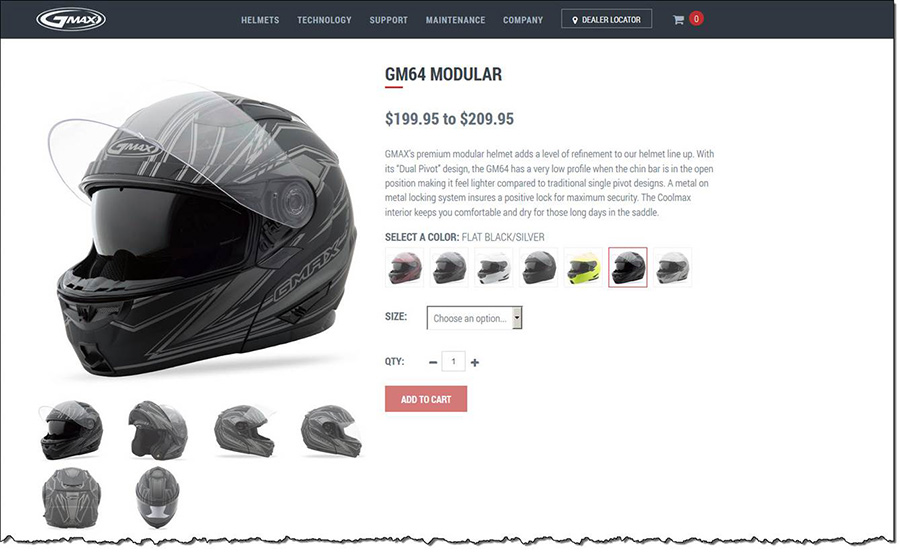 42263159 GMAX: Details Make the Difference. GMAX Helmets ...