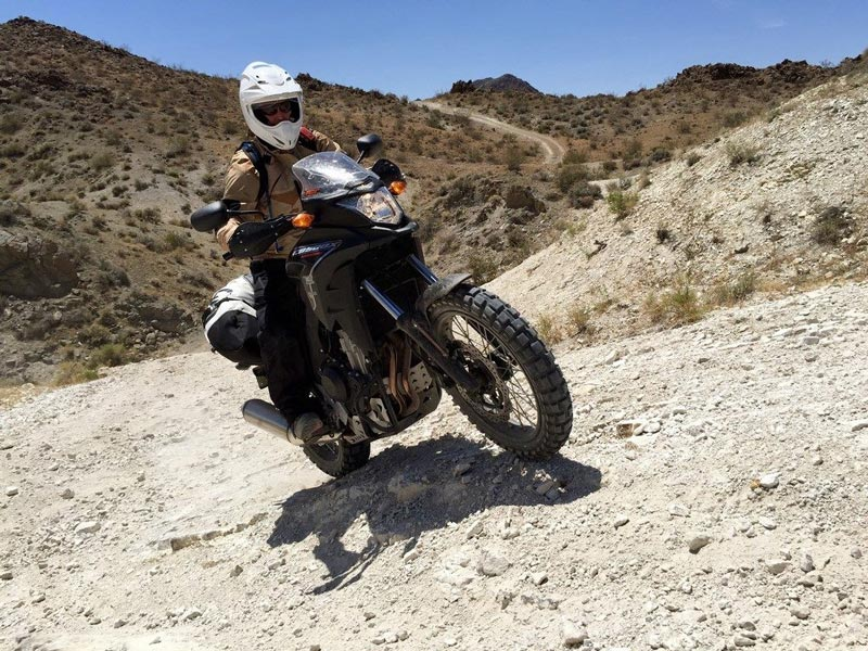 Rally Raid Products Honda CB500X TransAm 500 Tour Successful - News