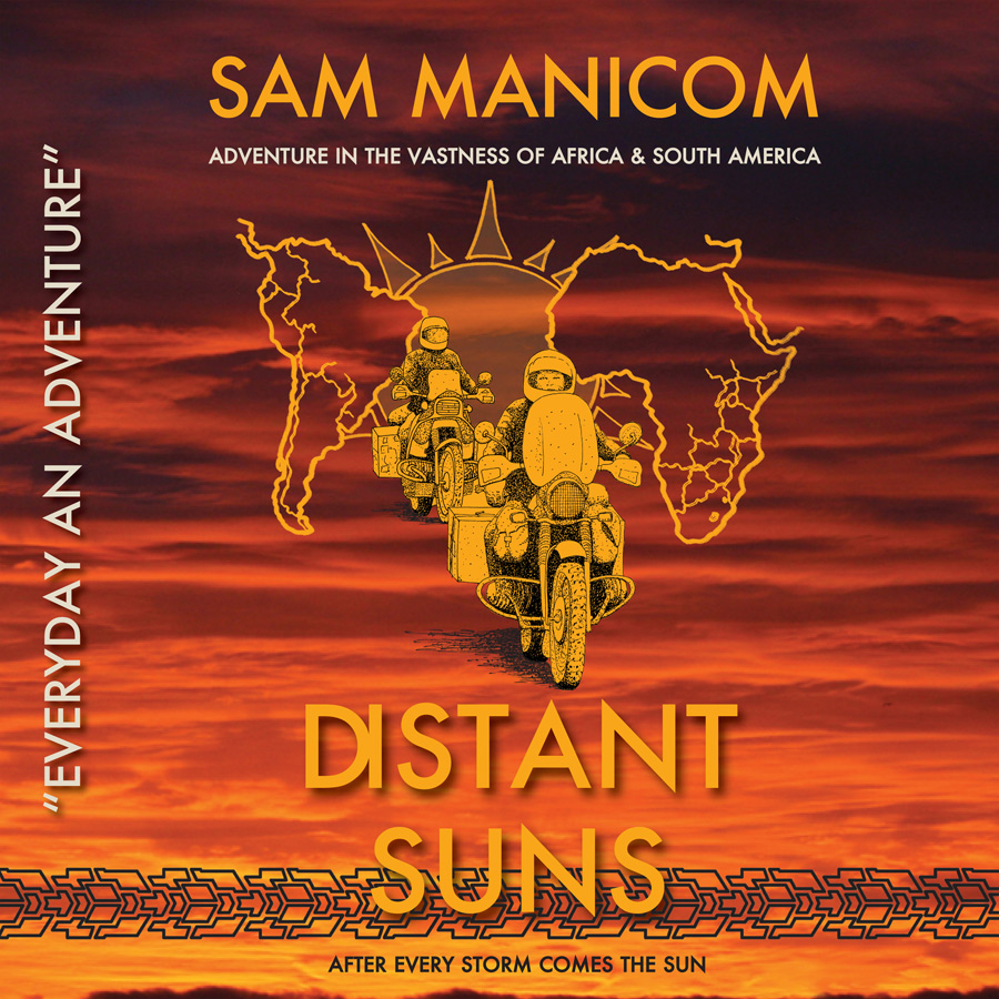 COVER Distant Suns Audio