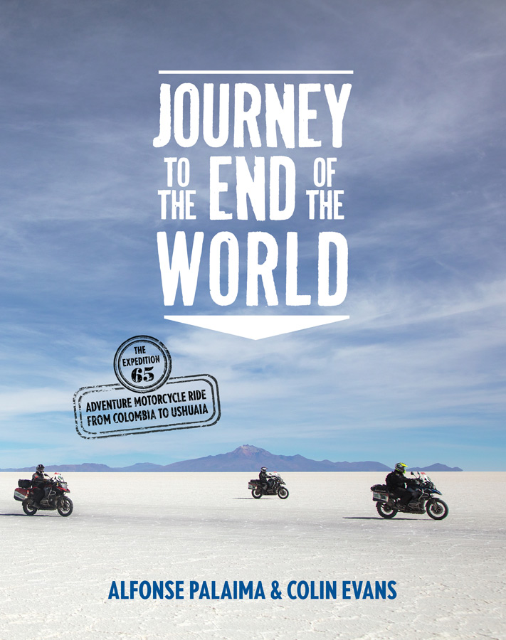 COVER Journey to the End of the World