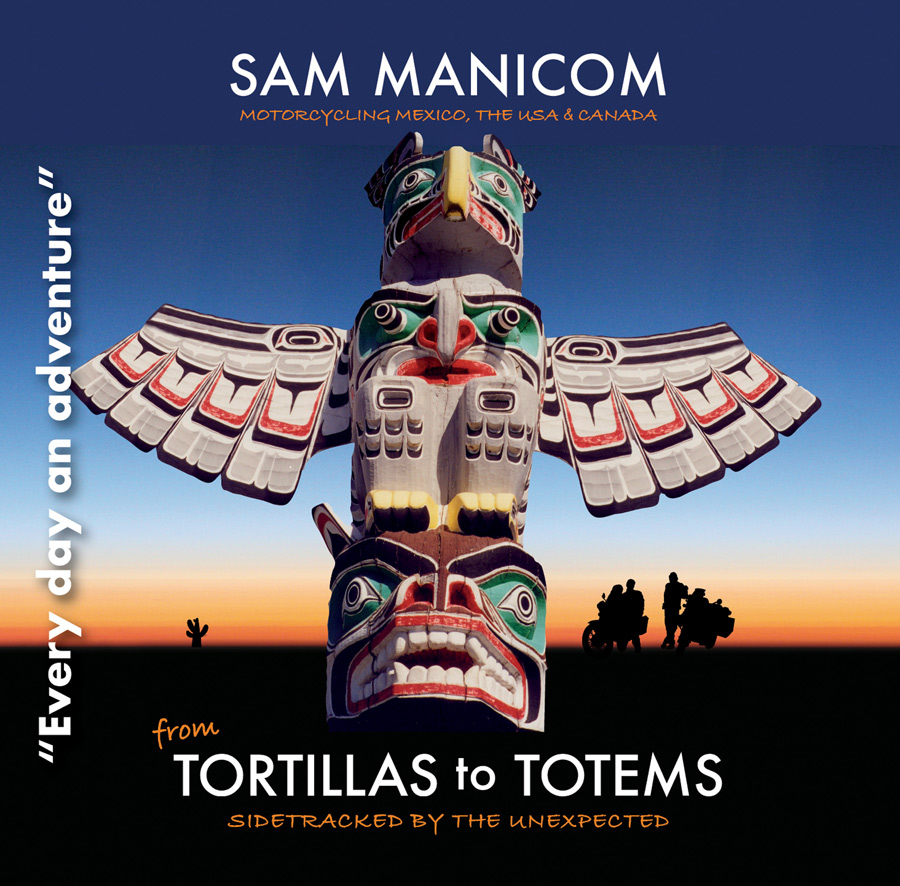 COVER Tortillas to Totems Audio