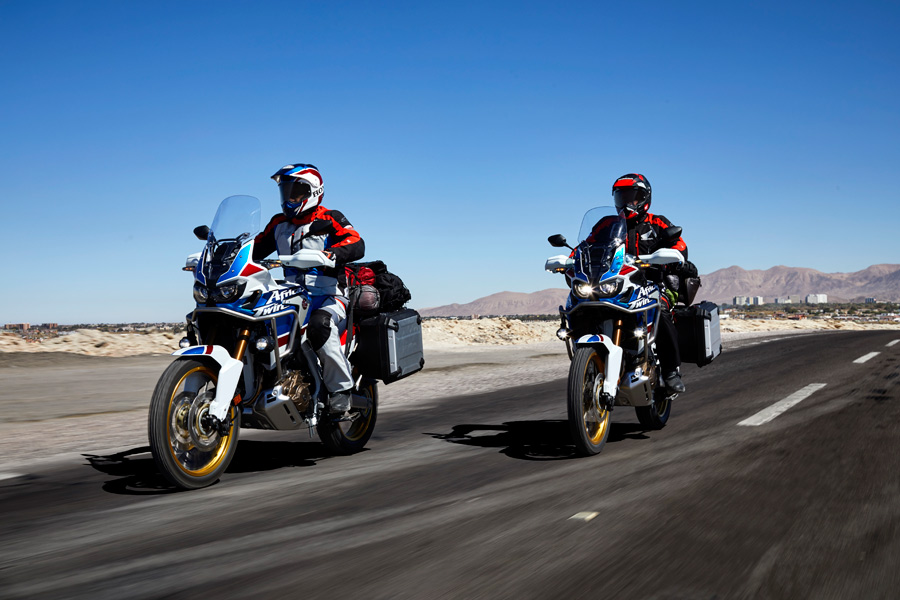 Africa Twin Sports 3