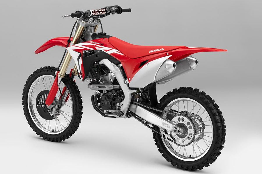 honda announces new 2018 crf250r industry news. Black Bedroom Furniture Sets. Home Design Ideas
