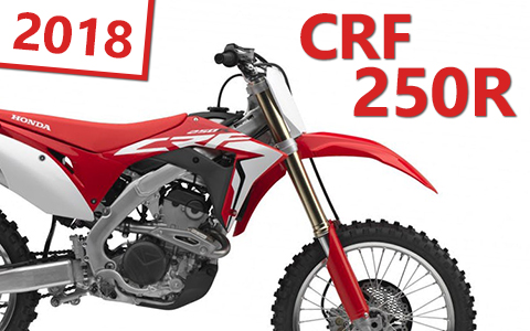 2018 honda 250 rally. plain 2018 honda announces new 2018 crf250r inside honda 250 rally