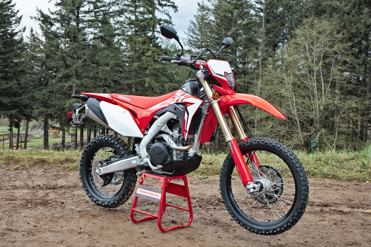 Fabulous 2019 Honda Crf450L Street Legal Enduro Adventure Dailytribune Chair Design For Home Dailytribuneorg