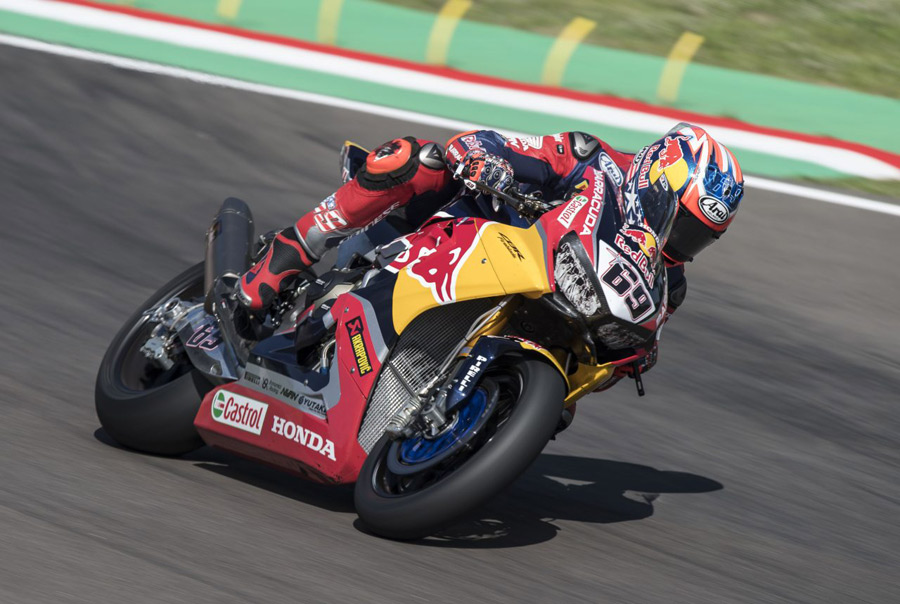 Nicky Hayden World Superbike 1