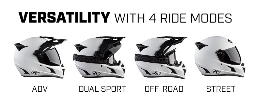 ed6867e4 KLIM Releases New Krios Pro Adventure Helmet - News - Adventure ...