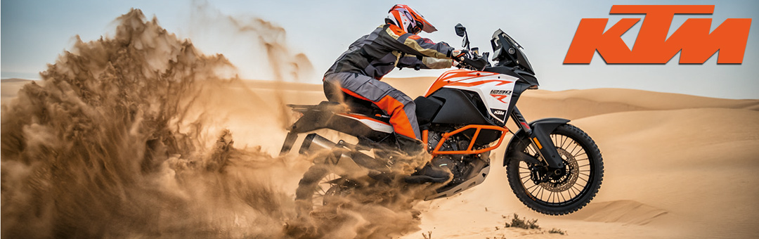 KTM Introduces 2017 Adventure Line-Up