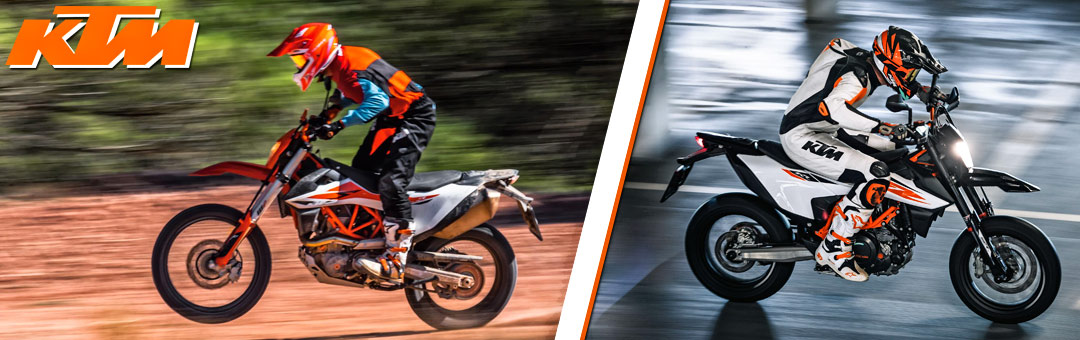 New 2019 KTM 690 ENDURO R and 690 SMC R Released - Adventure