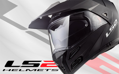 LS2 Announces Metro V3 Modular Adventure Helmet
