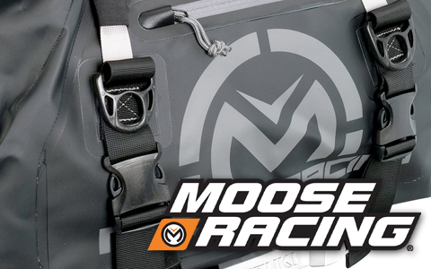 Moose Racing ADV-1 Dry Trail Packs and Saddlebags