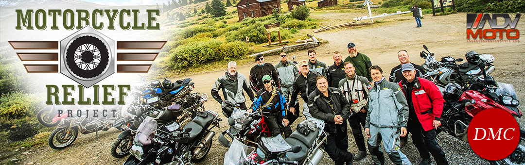 ADVMoto Joins MRP in Sidecar Fundraiser for Disabled Veterans