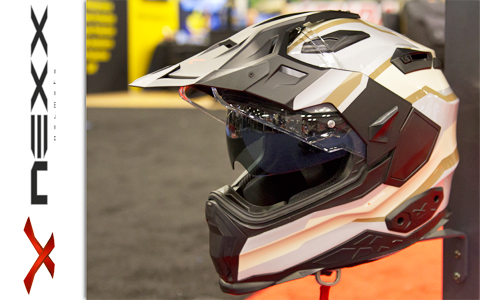 First Look: NEXX X.WED and X.WST Adventure Helmets